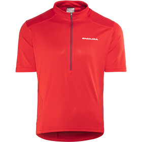 Endura Hummvee Shortsleeve Jersey Men red